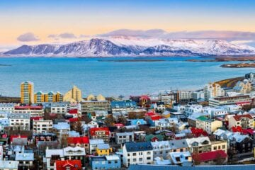 Delta Announces New Flights from U.S. to Iceland for Vaccinated Travelers