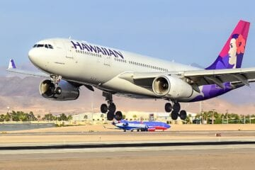 Hawaiian Airlines to eliminate quarantine requirement for Japan and South Korea