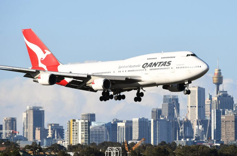 Qantas to Start Using Digital Health Pass App from This Week