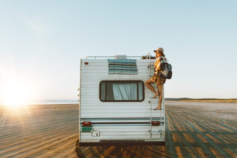 RV travel surges in the US