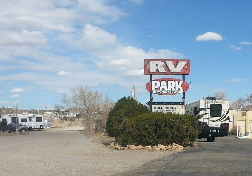 Santa Rosa Camping New Mexico