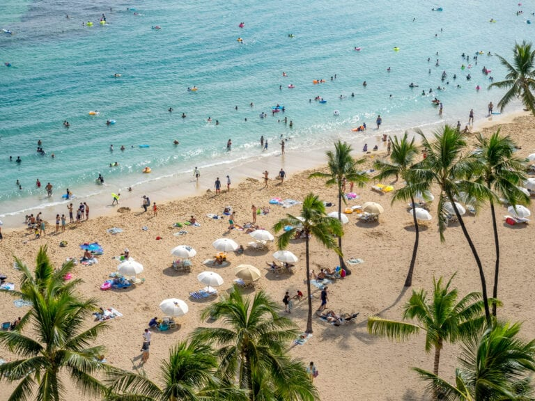 Hawaii's Busiest Travel Day Since Pandemic Began