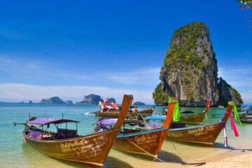 Thailand Tourism Industry Hopes to Welcome Tourists by July 2021