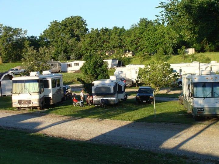 camping nebraska - Victorian Acres RV park