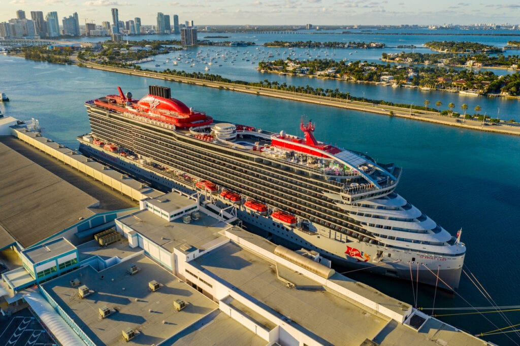 Virgin Voyages in Miami