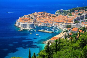 digital nomad in residency competition in dubrovnik