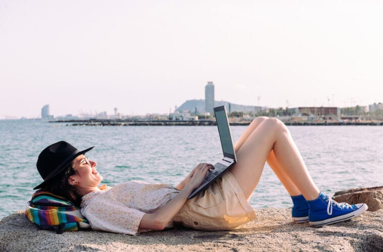 - [ ] Remote work is here to stay and digital nomadism to grow rapidly