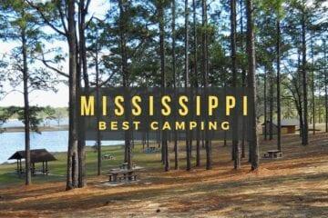 Best Camping Sites Mississippi