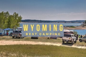 Best Camping Sites in Wyoming