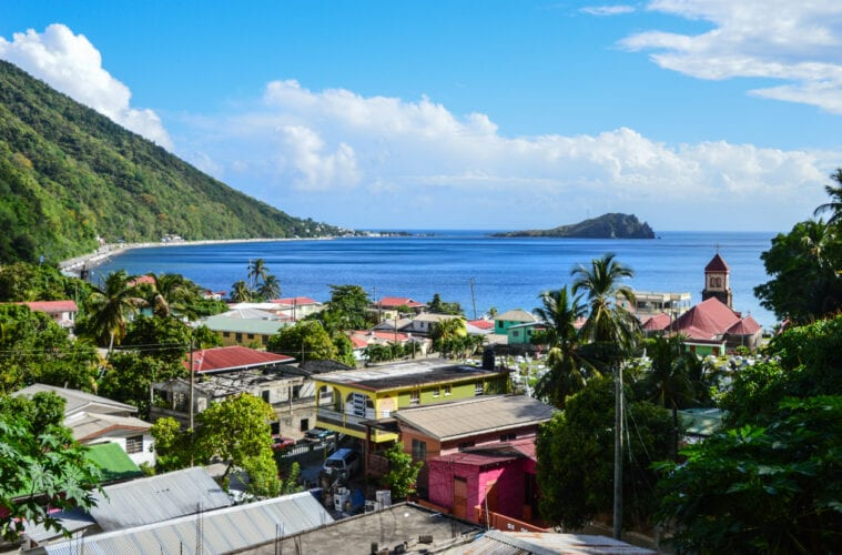 caribbean paradise offers digital nomad visa