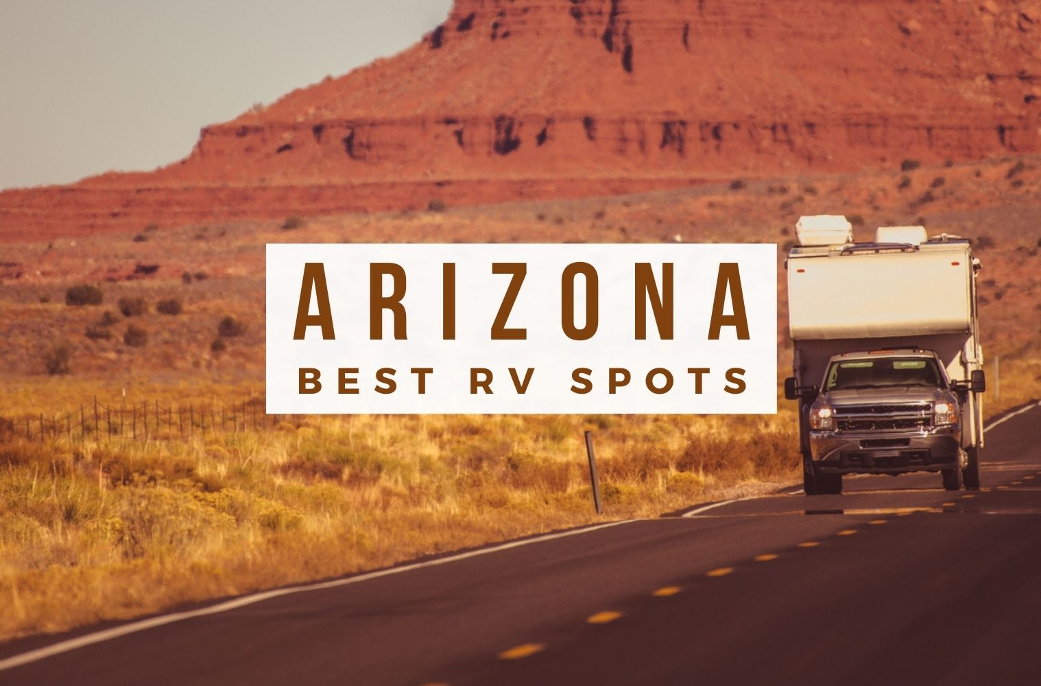 Best RV Parks and Resorts in Arizona