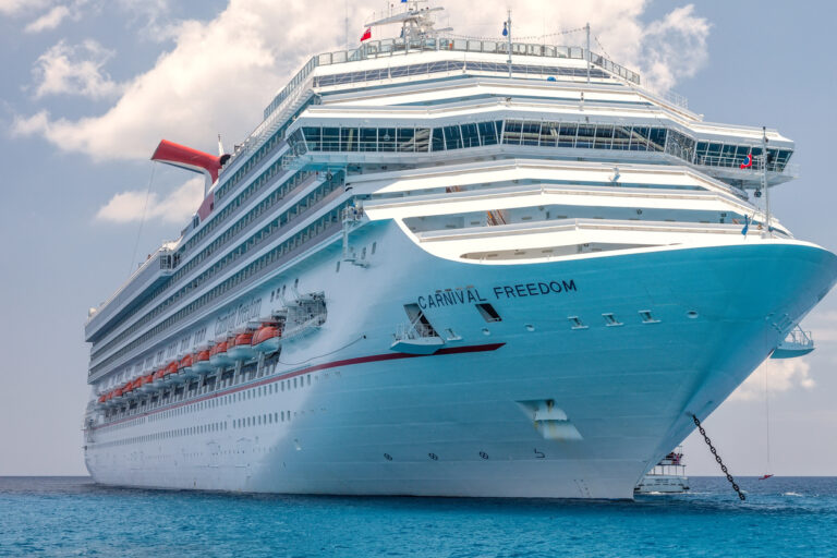 Carnival Cruise Line Plans to Resume Sailing from Texas in July 2021