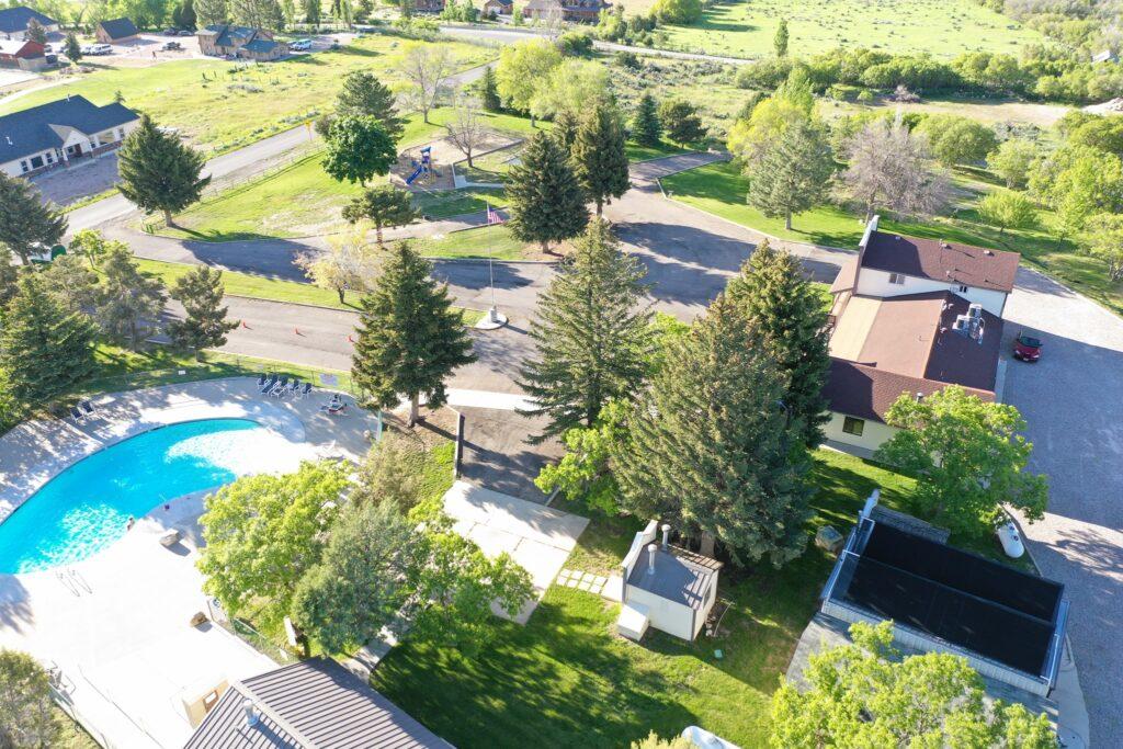 Pleasant Creek RV Resort Utah