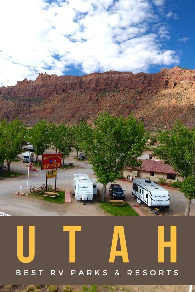 Best RV Parks & Resorts in Utah