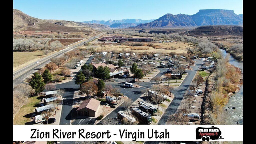 Zion River Resort RV Park & Campground Utah