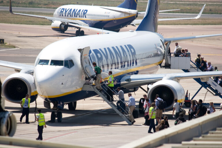 EU flight numbers surging as continent continues to edge closer to pre-pandemic figures