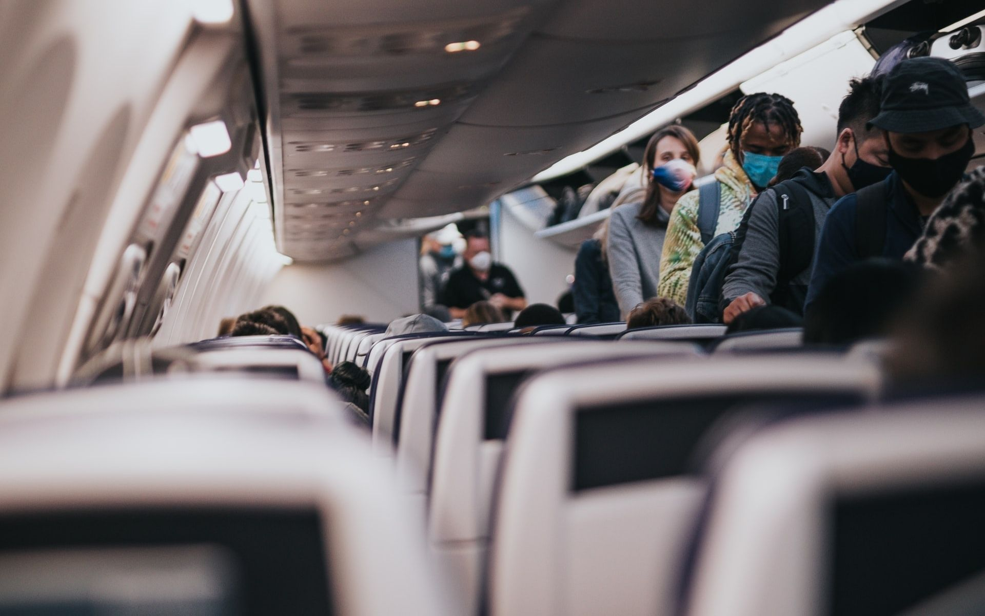 Face masks might not be mandatory on U.S. airplanes from September