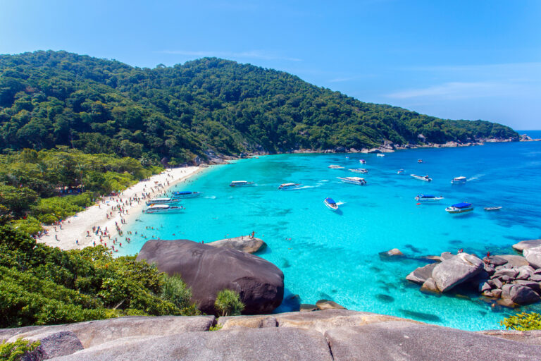 Phuket has seen over 21,000 international visitors since reopening on July 1st