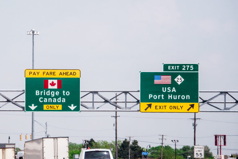 U.S. extends land border restrictions with Canada, Mexico at least until September 21
