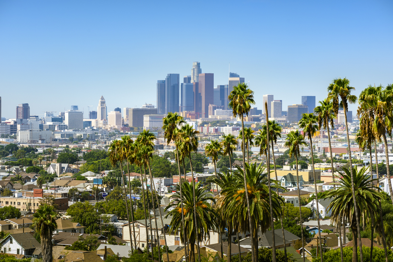is it safe to travel to california