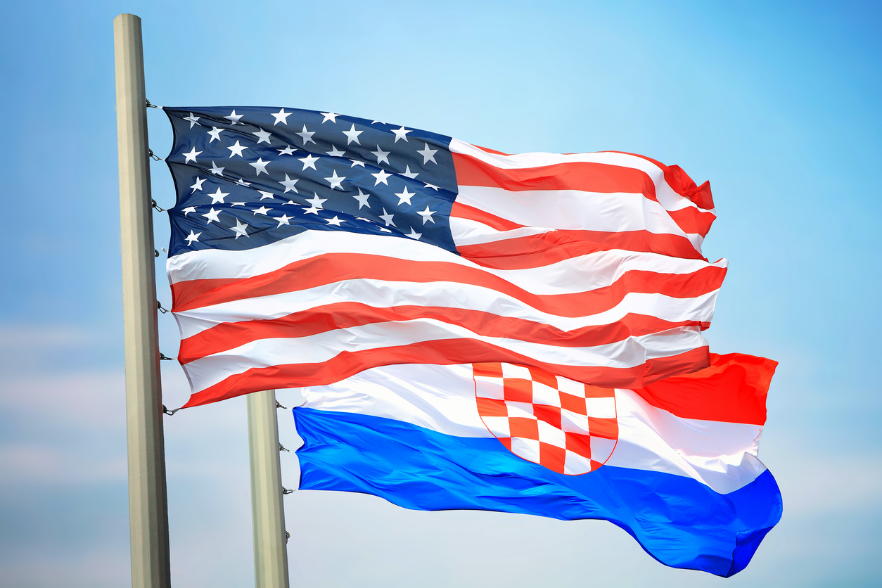Croatians Will Be Able To Travel To The US Visa-free For Up To 90 Days From December 1