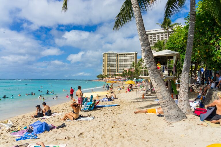 Hawaii Sees a 33% Drop In Tourism After Governor's Plea Not To Visit The State