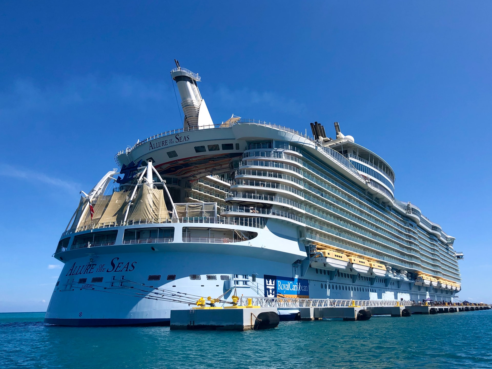 Royal Caribbean Plans To Be Sailing With 39 Cruise Ships by November 1