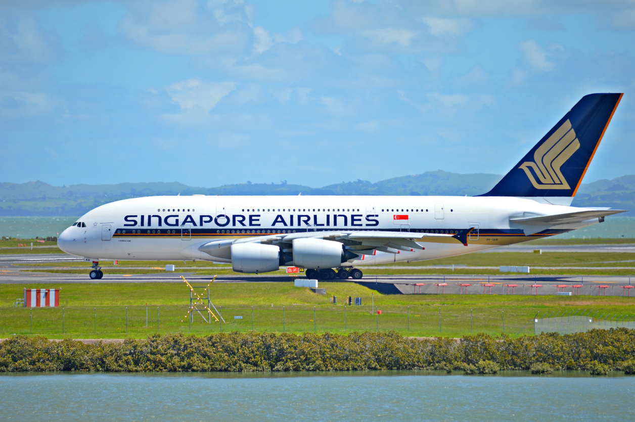 Singapore Airlines To Resume A 55-Hour Around the World Route On Nov. 1