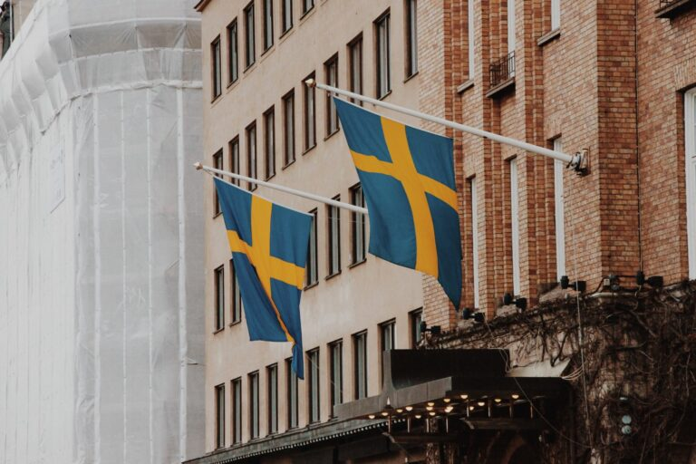 Sweden Bans the US and 5 Other Countries from Today