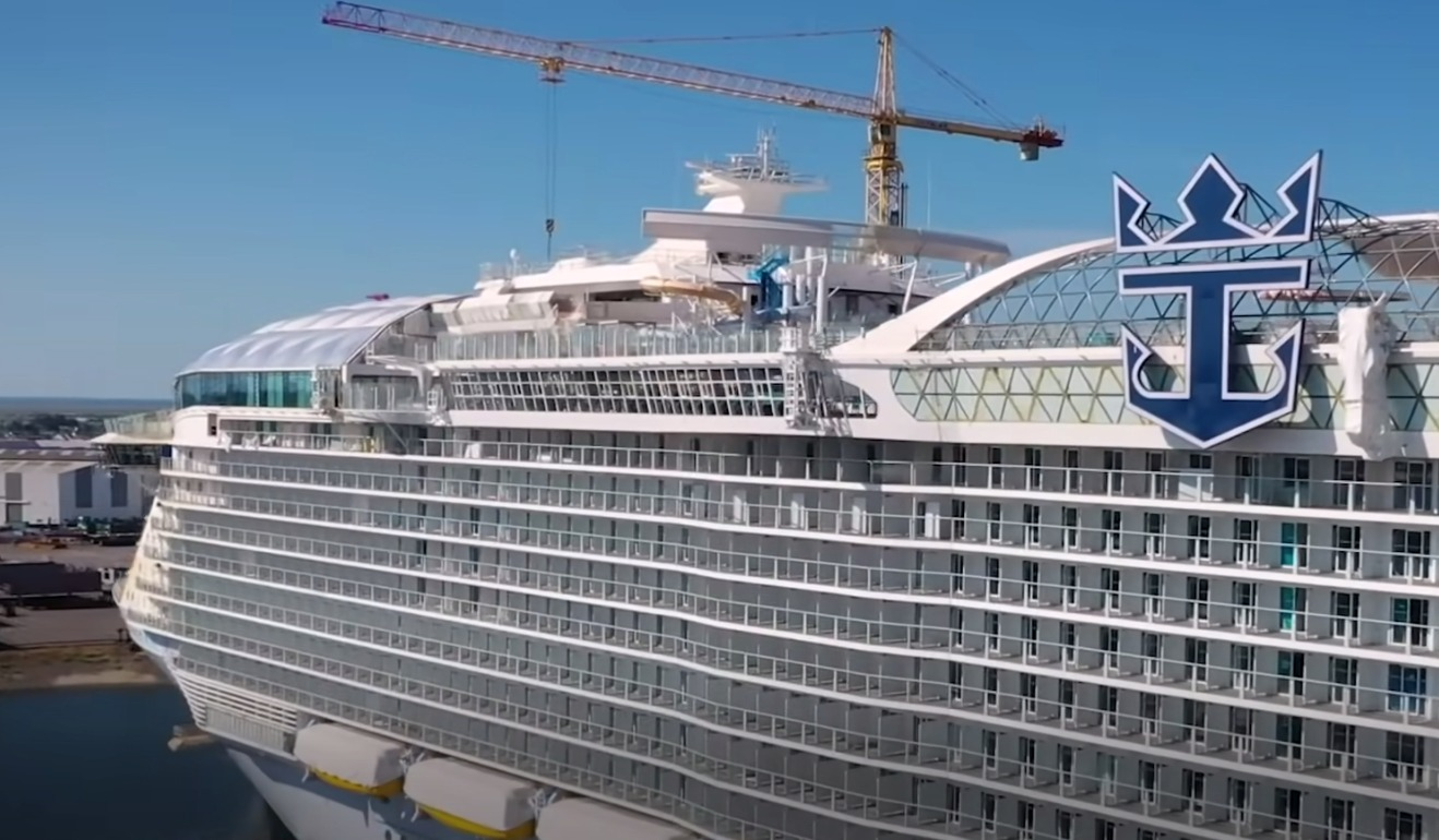 World's Largest Cruise Ship To Debut in March 2022 in Florida