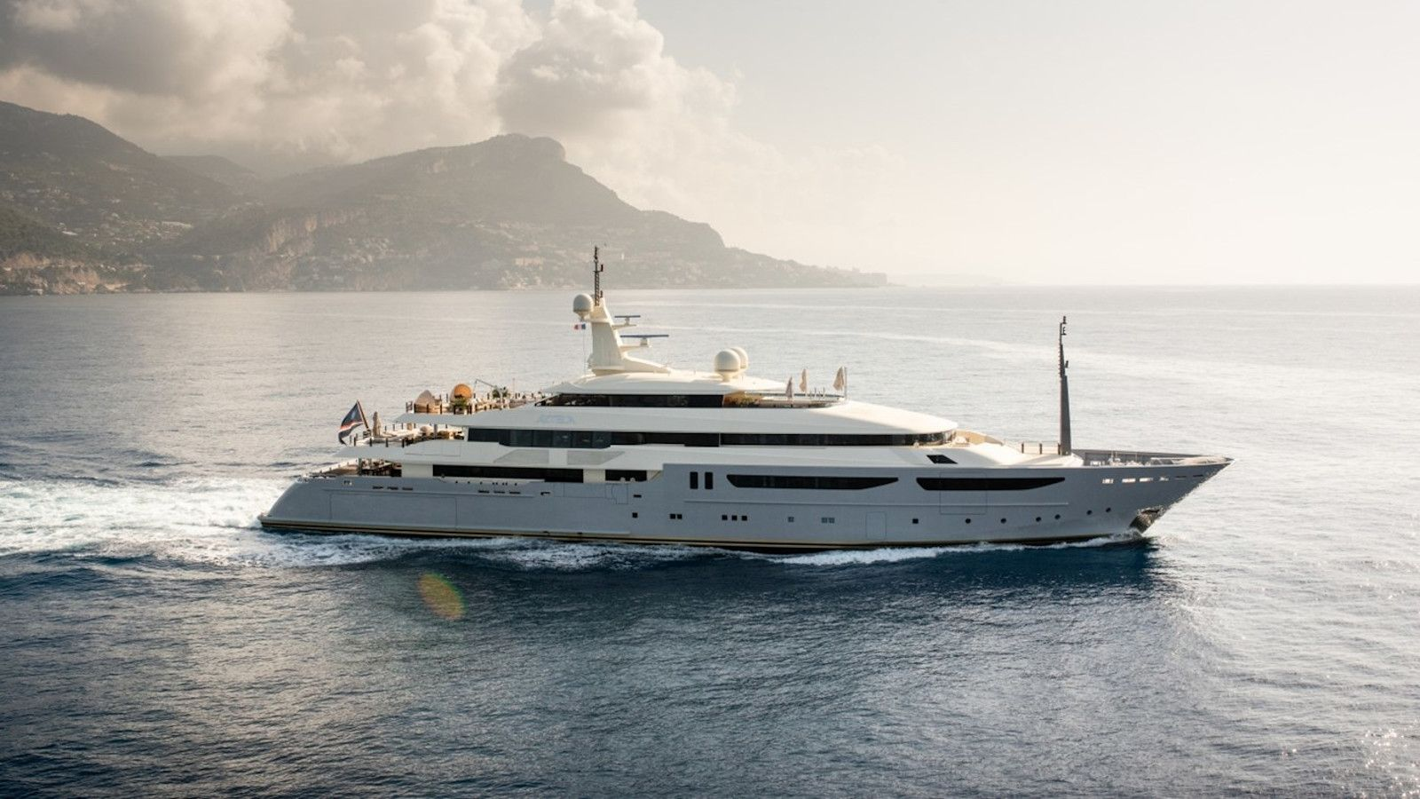 $75 Million Super Yacht Offered In Bitcoin-Only Sale