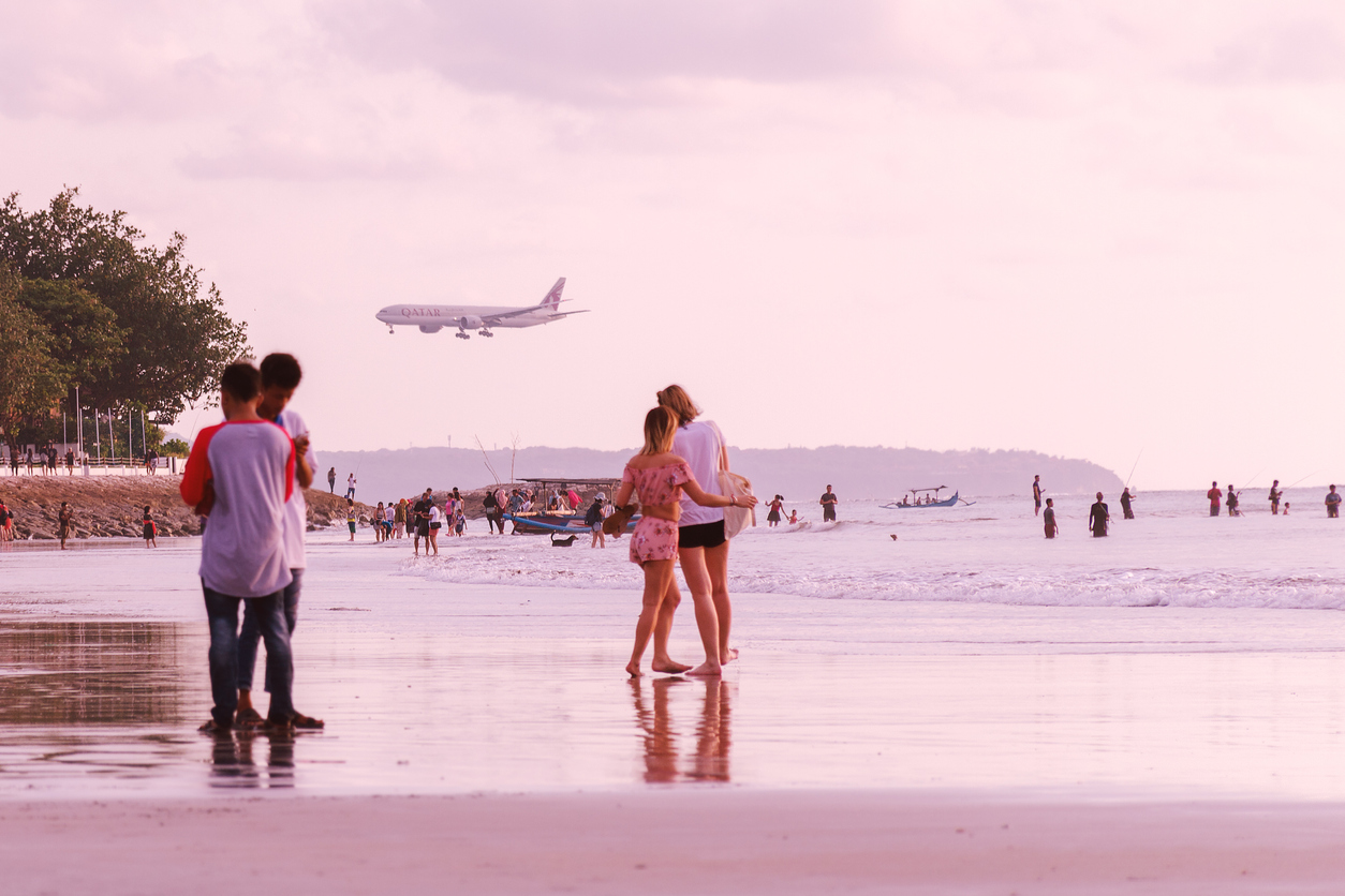 Bali Lures Airlines With Discounts to Increase International Arrivals