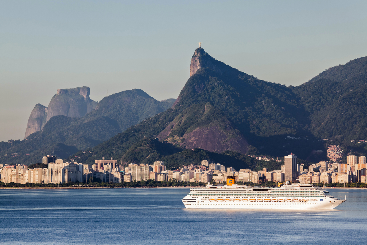 Brazil To Lift Ban And Welcome Cruise Ships in November
