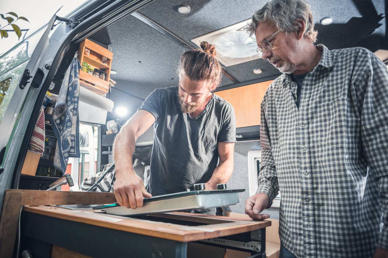 How To Get Started With Your Van Build