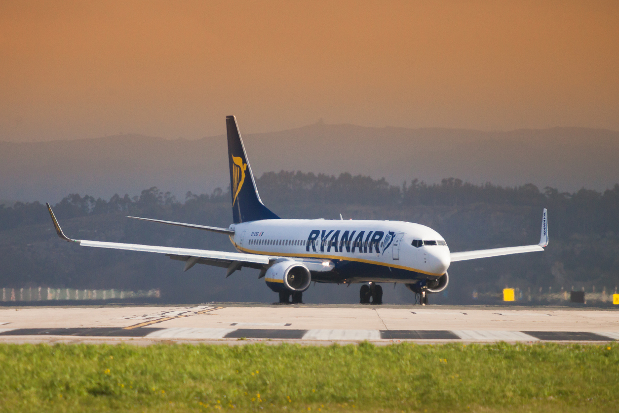 Ryanair Surpasses 10M Passengers in September As Recovery Ramp Up